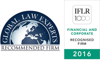 Global law experts - IFLR 1000